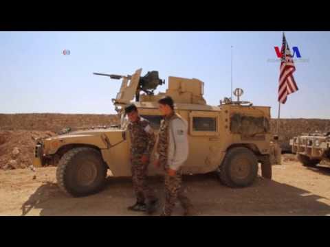 Amerika Suriye'ye Ek Asker Gönderdi