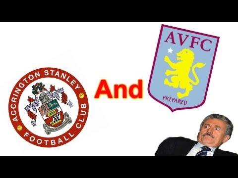 FIFA 12 | You Pick I Play | Aston Villa U0026 Accrington Stanley