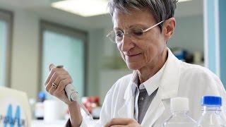 Sylviane Muller - Gezielte Lupus-Behandlung