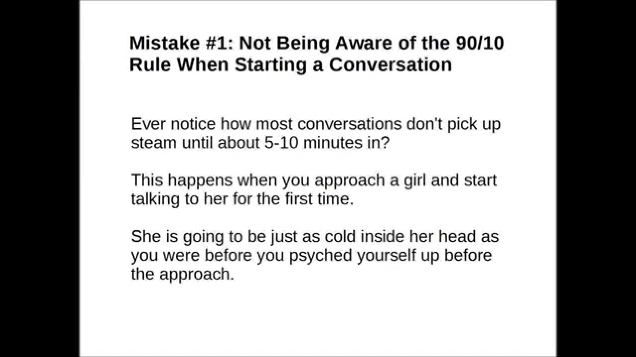 What to about with a girl
