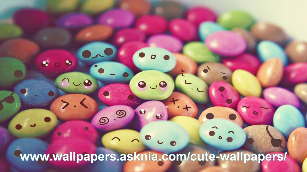 CUTE WALLPAPERS - YouTube