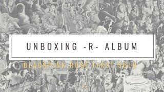 [UNBOXING] BLACKPINK ROSÉ FIRST SOLO ALBUM -R-