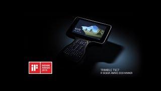 Trimble TSC7 Controller Receives iF Design Award 2019