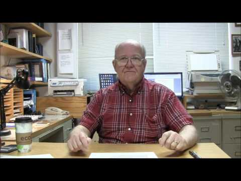 How to Write a Paper in a Weekend (By Prof. Pete Carr)