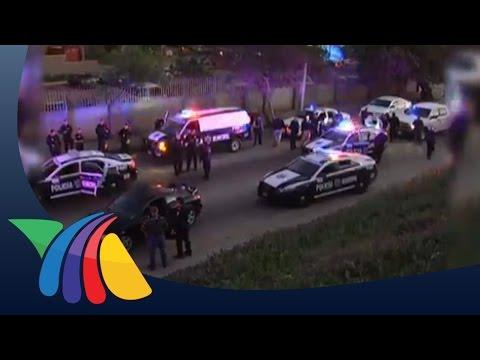 Movilización por balacera en Tijuana | Noticias de Baja California