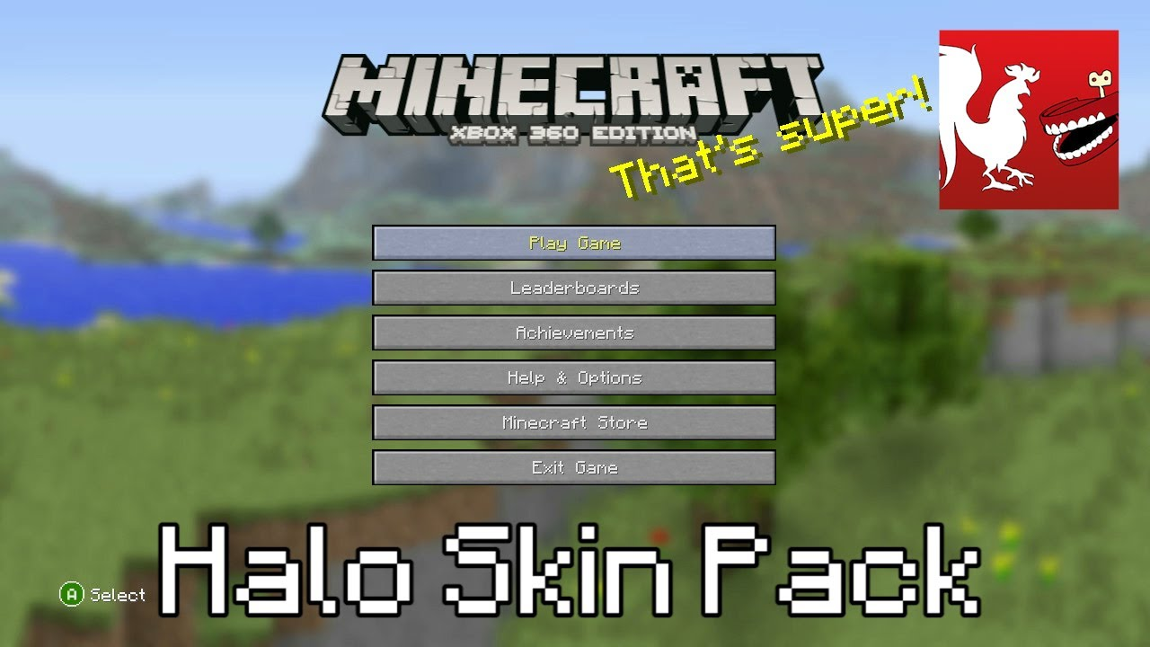 AH Guide Minecraft Halo Skin Pack Rooster Teeth YouTube - Skins para minecraft pe halo