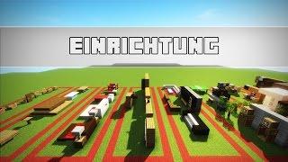 50 EINFACHE und GENIALE Einrichtungsideen in Minecraft!