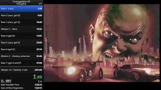 Carmageddon 64 Full Game (Any%) in 1:55:59 by Osukarui [World Record]