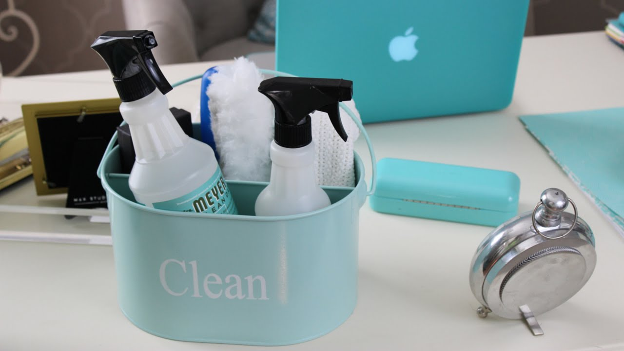 Home Office Spring Cleaning Tips   YouTube