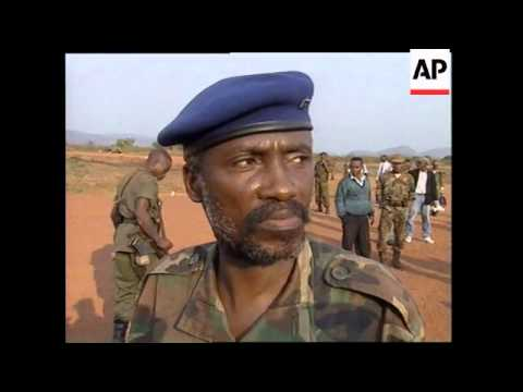CONGO: MATADI: ANGOLAN TROOPS TAKE CONTROL OF TOWN