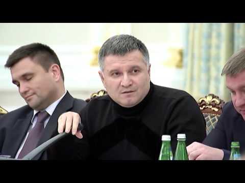 Драка Арсен Аваков и Михаил Саакашвили. Украина. Жесть и Прикол.
