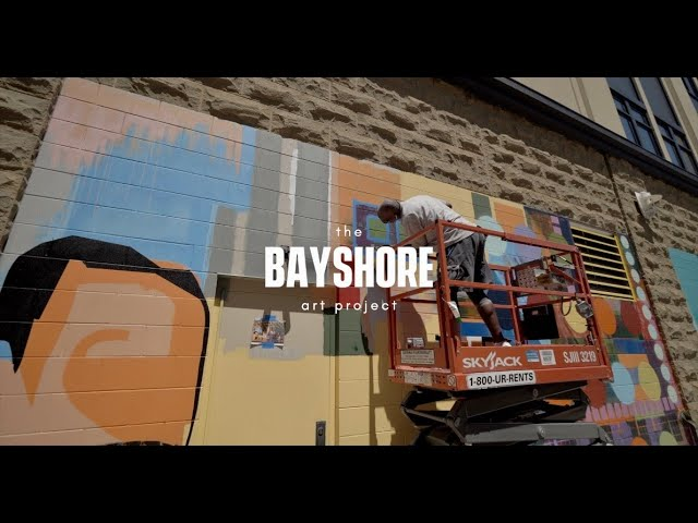 Your First Look at The Bayshore Art Project