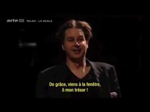 Peter mattei sings deh vieni alla finestra don giovanni w a mozart youtube - Mozart don giovanni deh vieni alla finestra ...