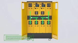 제품설명영상 제품소개영상 산소발생기 영상