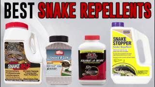 Top 7 Snake Repellents of 2017