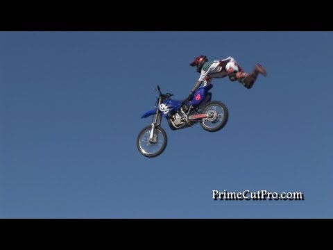 Freestyle Motocross Crash - Stunt Fail