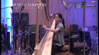Marcel Grandjany - Rhapsodie (Harp Solo) Chung Ja-Hyun