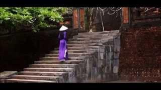 Áo Dài Tím Huế - Hoa Tím Ngày Xưa by Thanh Thủy