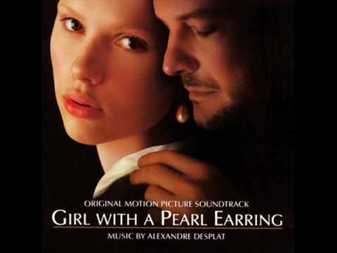 "Girl With A Pearl Earring - Original Soundtrack - ""Griets Theme"""