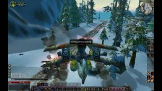 "World of Warcraft Gnome Mage #2 ""Striking Back"" ft.Ironforge Airfield"