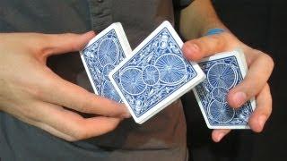 Best beginners Fancy False Cut REVEALED / Tutorial / Learn easy card flourishes