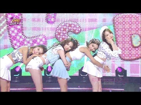 【TVPP】Girl's Day - I Love You, 걸스데이 - 너를 사랑해 (원곡: S.E.S) @ Special Stage, MusicCore Live