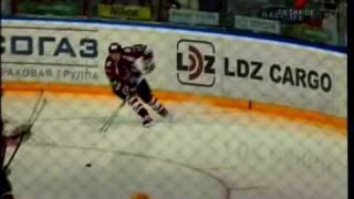 Dinamo Rīga - Atlant Mitišči. 05.10.2009, Arēna Rīga