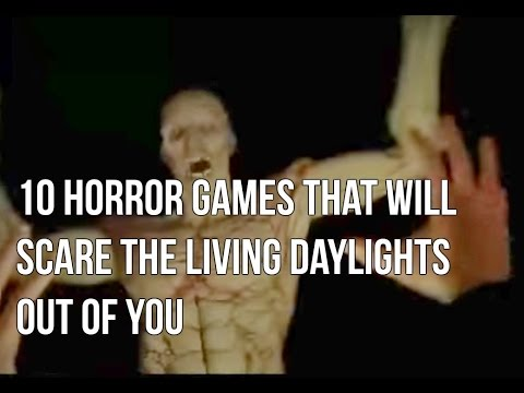 10 Horror Games That Will Scare the Living Daylights Out of You (July 2016)  | Digit.in