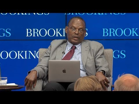 William Julius Wilson on Democrats and the white working class