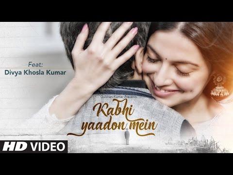 Kabhi Yaadon Mein ( HD Full Video Song) Arijit Singh, Palak Muchha