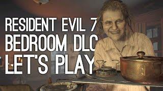 Resident Evil 7 Bedroom DLC:  PUT EVERYTHING BACK! - Resident Evil 7 DLC Gameplay