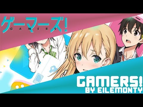 【GAMERS!】Opening「GAMERS!」(English Cover by EileMonty)