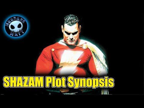 DC Films reveals SHAZAM's plot synopsis