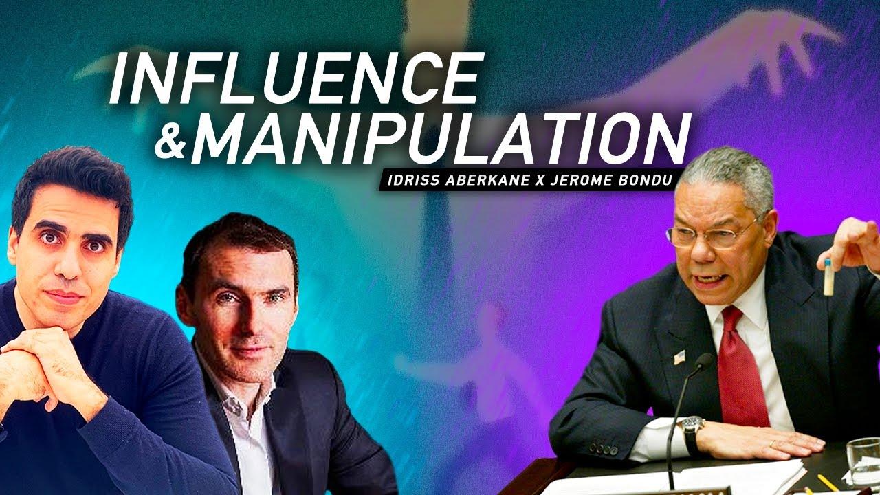 [Vidéo] Influence et manipulation, par Idriss Aberkane et Jérôme Bondu