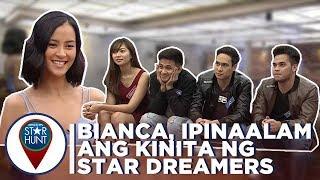 Bianca, ipinaalam ang kinita ng mga House Challengers | Camp Star Hunt thumbnail