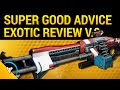 Destiny Taken King: Super Good Advice Updated Review