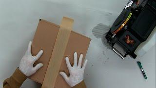 Reinforced paper gummed sealing tape center y h style
