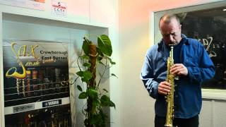 Selmer Series 2 Soprano Saxophone