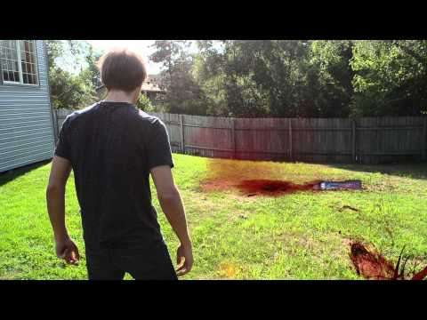 Effects demonstration (Adobe after effects)