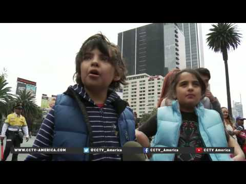 Alebrijes: Mexico City's custom parade showcases traditional folk art