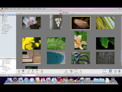 how to move iphoto library to external drive yosemite