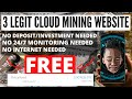 New Free Legit Bitcoin Mining Site 2020  with 16 Th/s ...