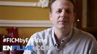 Amat Escalante director de 'La región salvaje' #FICMbyEnFilme