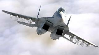 Awesome Mig-35 Thrust Vectoring EDF Jet Review