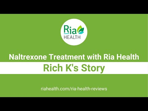 Ria Health Member Testimonial | Naltrexone Treatment for Alcohol Addiction [EXCERPT]