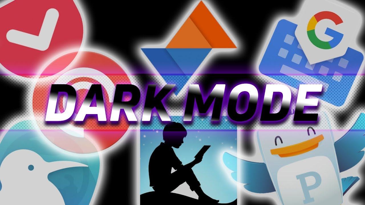 The best AMOLED-friendly dark mode apps on Android