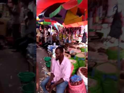 Comoros - Moroni - Volo Volo Market