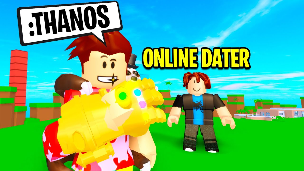 Youtube Videos Roblox Online Dating I Trolled Online Daters With New Admin Commands Roblox Youtube