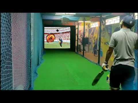 Cric-Avatar - Virtual Cricket Simulator