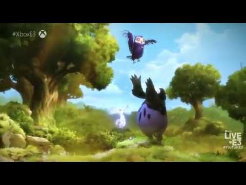 Ori and the Blind Forest Trailer - Microsoft Xbox Press Conference E3 2018